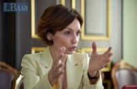 Катерина Рожкова: «Тиснути на Національний банк - те саме, що стріляти собі в ногу»
