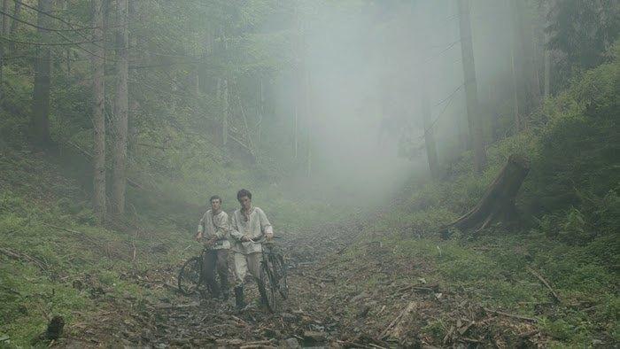 """Кадр з фільму """"Брати. Остання сповідь"""""""