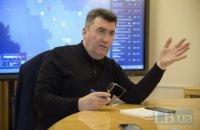 Данілов розповів, чи буде засідання РНБО щодо усунення голови КМДА