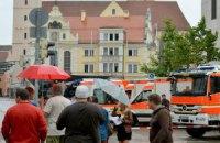 Меркель отменила предвыборный митинг после захвата заложников
