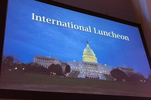Украинская власть проигнорировала Молитвенный завтрак в Вашингтоне