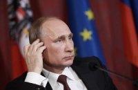 Путин обвинил Украину в катастрофе на Донбассе