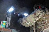 Двох військових поранено на Донбасі в п'ятницю
