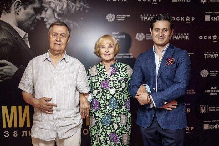 Роман Балаян, Ада Роговцева та Ахтем Сеітаблаєв