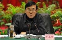 В Китае высокопоставленного члена Компартии обвинили в коррупции