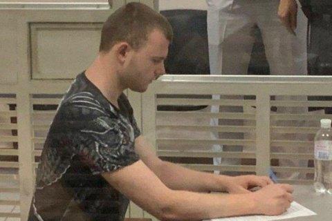 Полиция обнародовала видео с признанием подозреваемого в убийстве 11-летней Даши Лукьяненко