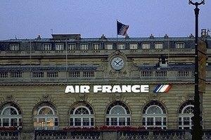 Air France скасувала третину рейсів через страйк пілотів