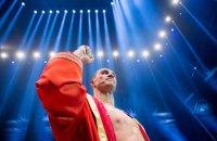 Кличко получил почетный титул чемпиона МОК