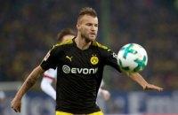 Ярмоленко забил первый гол в Бундеслиге