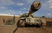 Чорний континент у віддзеркаленні збройної торгівлі