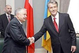 Ющенко полякам больше не друг