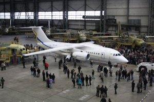 Украина осталась без крупных заказов на авиасалоне МАКС