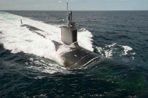 Американські військові помітили російський підводний човен біля Аляски