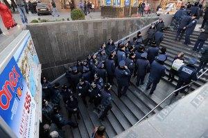 На травневі свята в Києві буде більше міліції