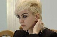 Жанна Усенко-Чорна оголосила голодування