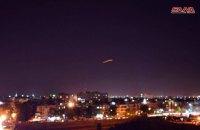 Ізраїль завдав ракетного удару біля аеропорту Дамаска