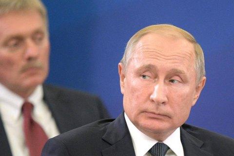 Кремль підтвердив готовність Путіна зустрітися з Зеленським