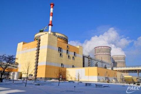 На Рівненській АЕС побудують енергоблок нерадянської розробки
