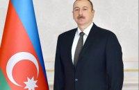 """Алієв заявив, що армія Азербайджану """"взяла під контроль"""" місто і сім сіл Нагірного Карабаху"""
