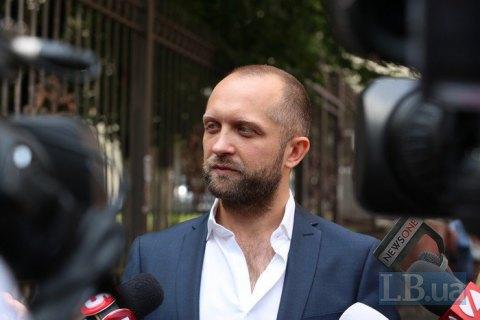 Нардеп Поляков знову не дозволив вдягнути на себе електронний браслет