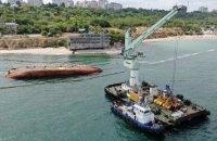Криклій: танкер Delfi піднімуть за гроші одеської компанії