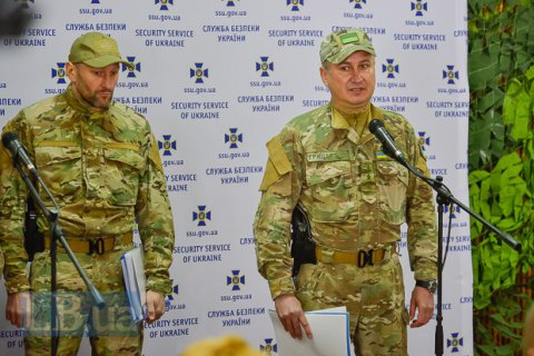 """За организацией """"Народной республики Бессарабии"""" стоит действующий народный депутат, - Грицак"""