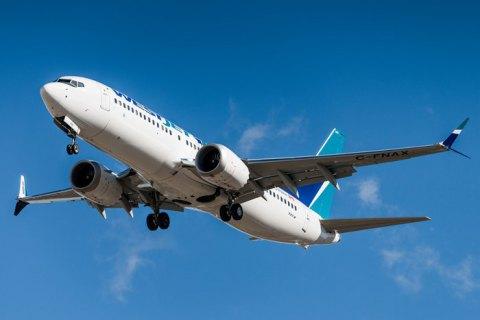 Boeing 737 Max уперше з березня 2019 року здійснив рейс з пасажирами на борту