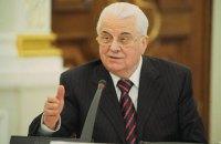 Кравчук виступив за введення США в переговори по Донбасу