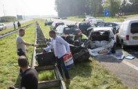 В Нидерландах произошло ДТП с участием 150 автомобилей: 2 погибших