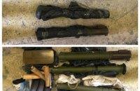 Схованку зі зброєю та боєприпасами виявили в Одеській області