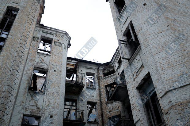 Усадьба Мурашко до сих пор существует на карте Киева благодаря семье, которая противостоит застройщикам