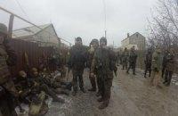 Боевики захватили часть поселка Широкино у Мариуполя (обновлено)