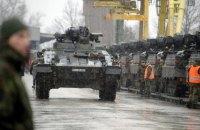 У Європі мають намір обладнати дороги і мости для переправлення танків