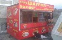В Киеве мужчину ранили ножом за отказ оплатить шаурму