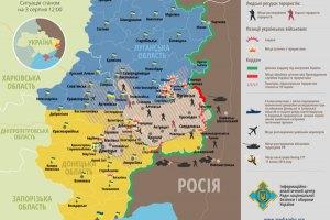 В субботу на Донбассе погибли двое бойцов АТО