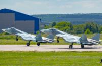 У Росії почалося серійне виробництво винищувачів п'ятого покоління
