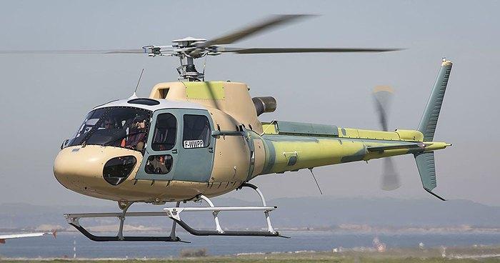 Вертолет Н125