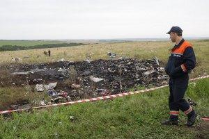 """ГосЧС обнаружила тела 186 из 298 погибших при падении """"Боинга"""""""