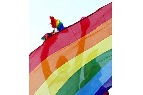 Научастников ЛГБТ-акции наМарсовом поле совершили нападение