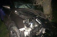 Один человек погиб и 7 пострадали в ночном ДТП в Николаевской области