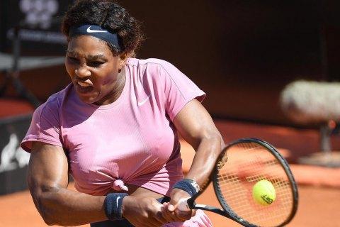 Серена Уильямс проиграла свой 1000-й матч в WTA туре