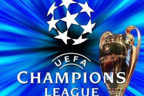 Визначилися п'ять із десяти переможців раунду плей-оф Ліги чемпіонів