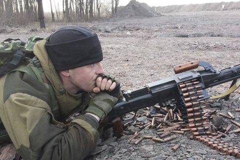 На Донбасі з початку доби сталося 4 обстріли, поранено українського військового