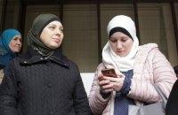 "Суд в Крыму продлил до апреля арест в СИЗО фигурантам ""дела Хизб ут-Тахрир"""