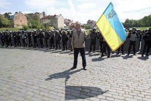 Во Львове запретили массовые акции