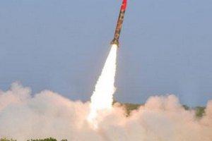 У Пакистані випробували ядерну ракету