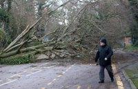 """Ураган """"Элеонор"""" обрушился на север Европы"""