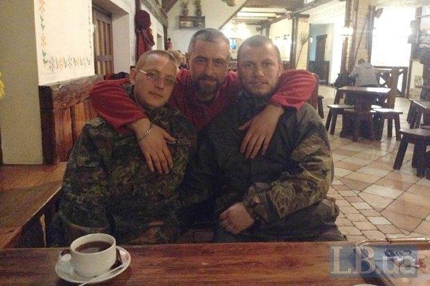 Уцелевшие в Красном Партизане бойцы