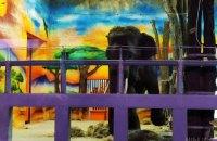 Венгрия передала Николаевскому зоопарку двух слонов