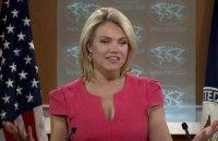 Госдеп: США не рассматривают поставки оружия Украине